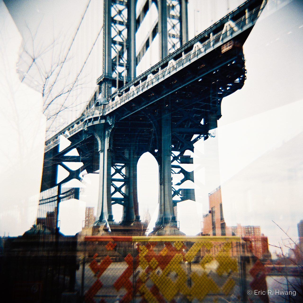Manhattan Bridge II